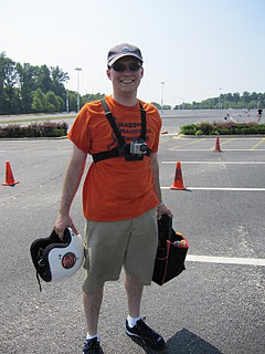 SCCA autocross events for the Washington DC Region