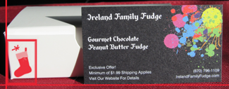 Ireland Family Fudge Review