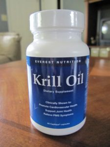 Everest Nutrition Krill Oil Supplement Review