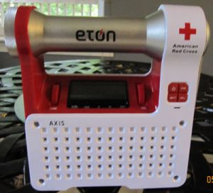 Eton American Red Cross Axis Weatherband Radio