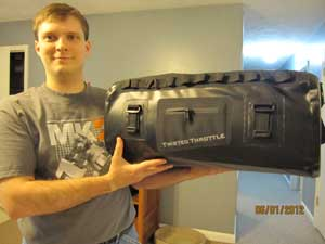 Twisted Throttle Motorcycle Bag