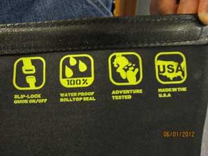 Twisted Throttle DrySpec Bag