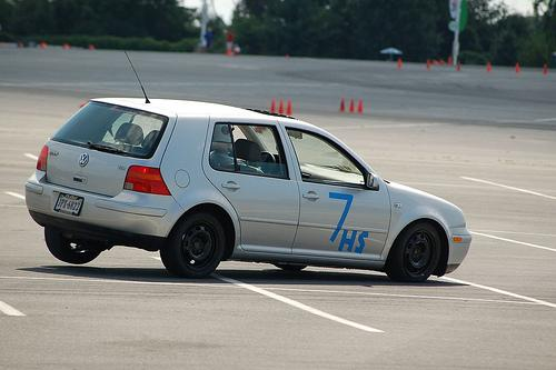On the Course - 2005 VW Golf Diesel