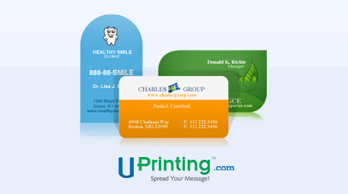 Uprinting Custom Business Card Giveaway {6/13}