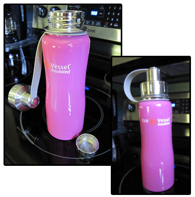Eco Vessel Insulated Bottle