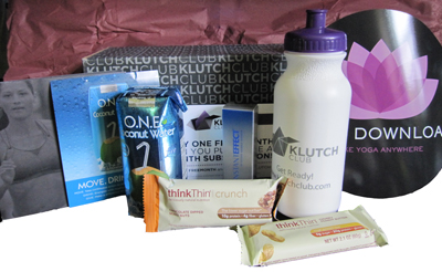 KLUTCHclub Monthly Subscription Box Review