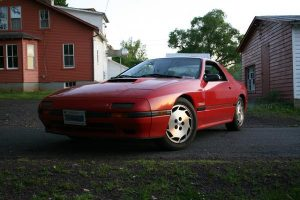Matt's 1987 RX-7 Photos
