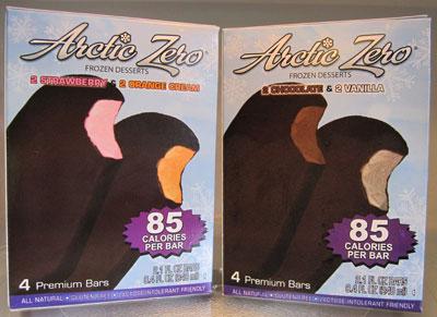 Arctic Zero Bars
