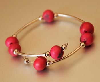 Vegetable Ivory Bracelet