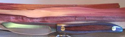 Fusionwood Paring Knife