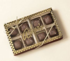 Asher's Chocolate Sea Salt Caramels Review