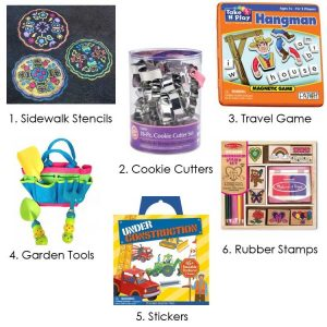 Fun Easter Basket Gifts for Kids