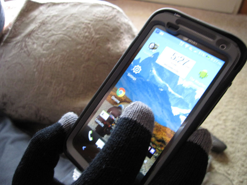 Smartphone Gloves Review