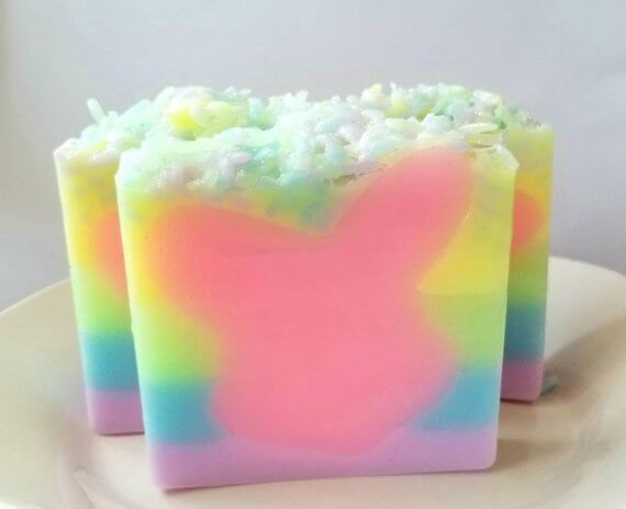 Easter Bunny Soap Easter Basket Stuffer