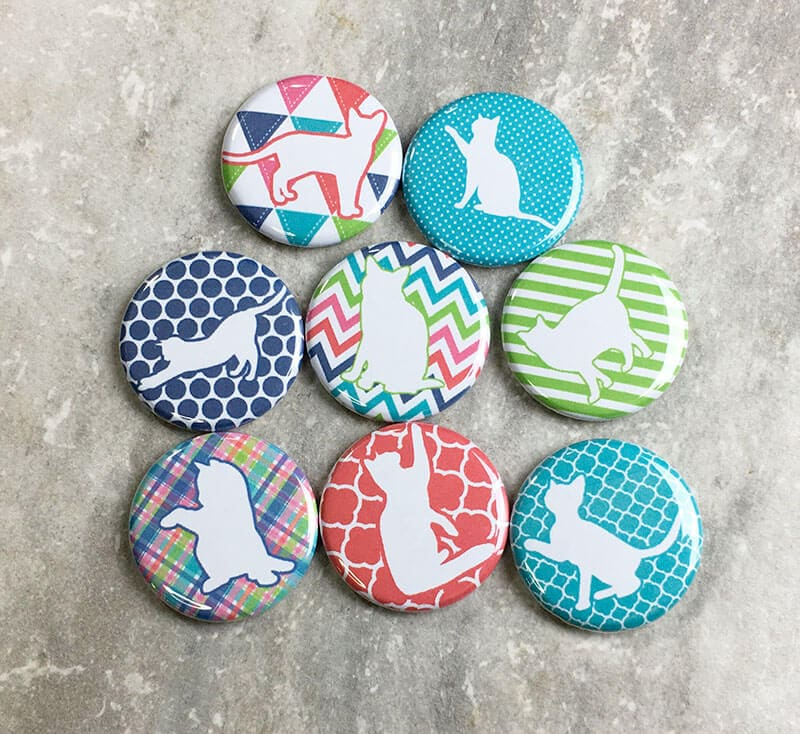Cat Magnets | Cat Office | Gifts Cat Lover Gifts