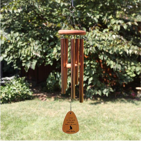 Memorial for Cats | Memorial Wind Chime
