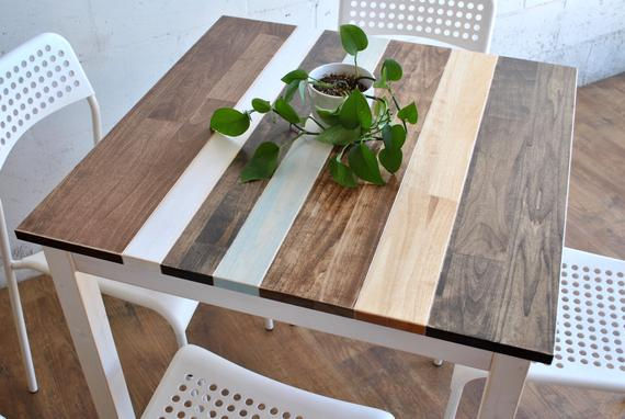 Aspen Wood Breakfast Table