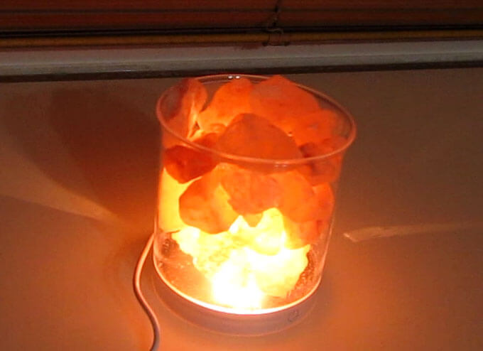Cora Salt Lamp Review