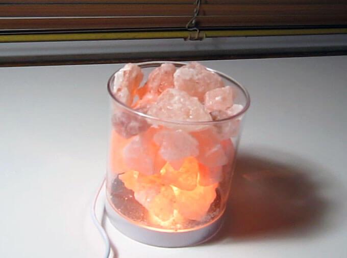 Levoit Salt Lamp Review