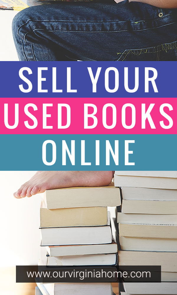 Sell Your Used Books Online