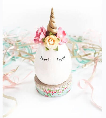 DIY Unicorn Easter Egg Kit