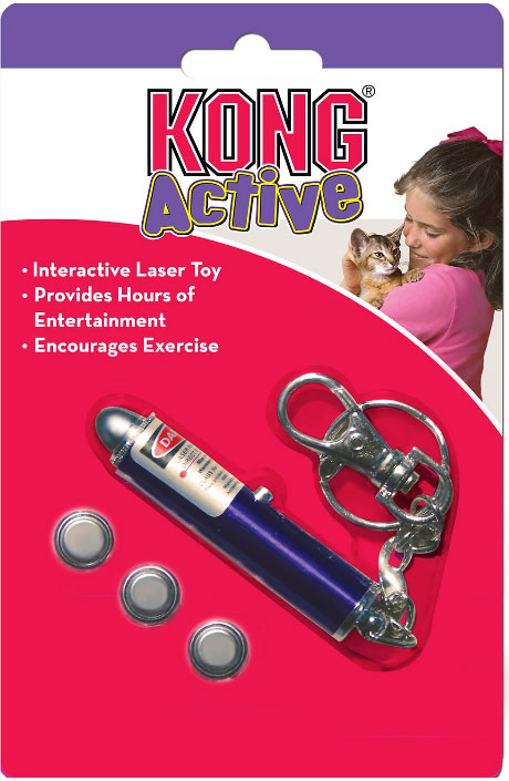 KONG Active Laser Toy