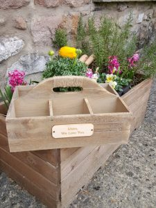 Rope Handle Trug