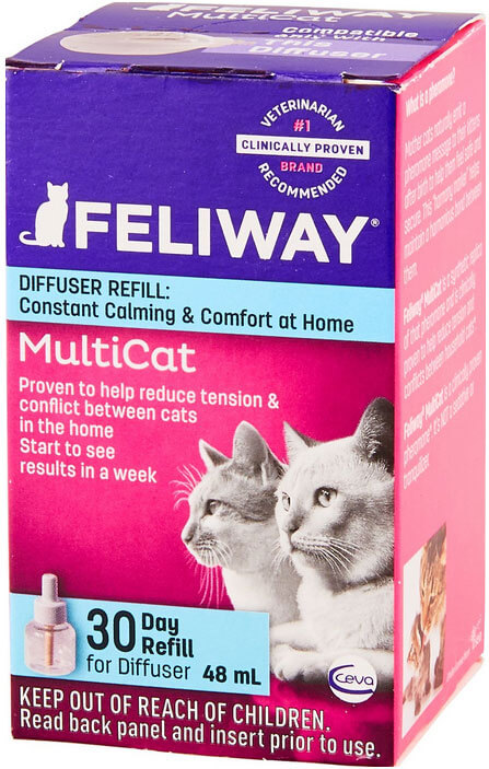 Feliway Diffuser Reduce Cat Anxiety