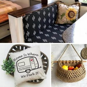 Camper Decor Gift Ideas