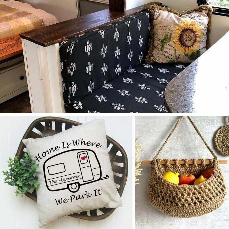 16 Must Have Camper Decor Items