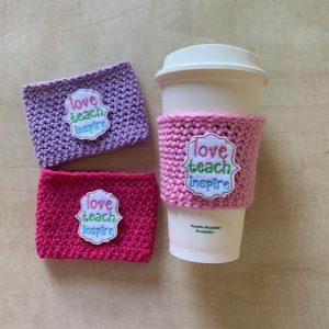 Crochet Teacher Cozy