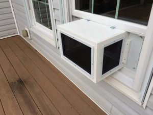 Cat Window Box Ideas