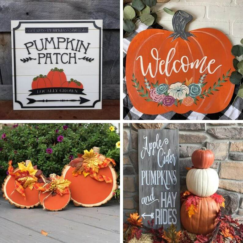 Fall Pumpkin Decoration Ideas