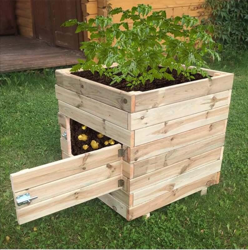 Potato Planter Box