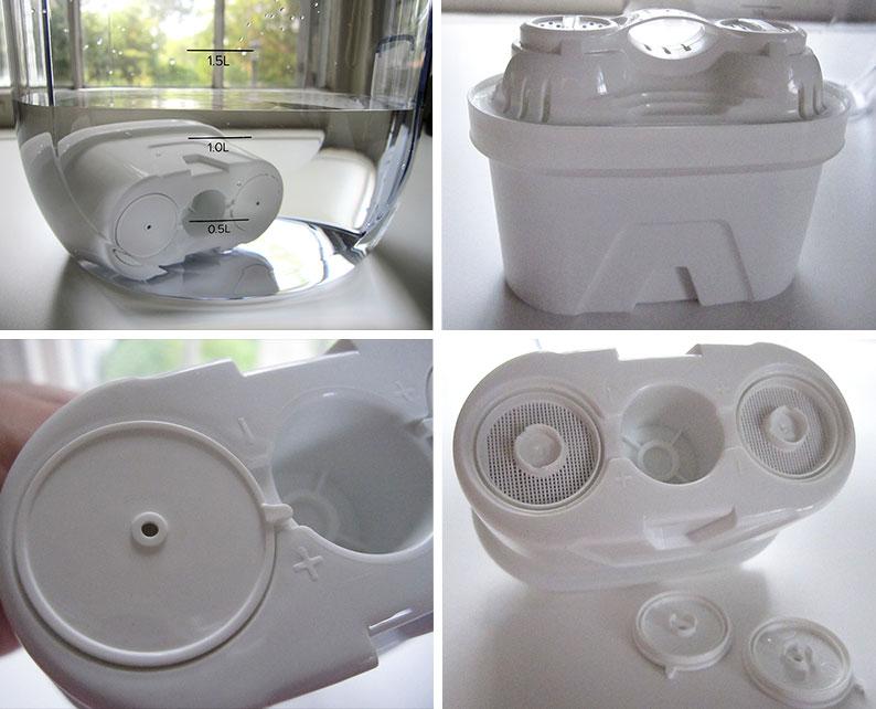 Lĕvoit Water Filter Pitcher