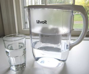 Lĕvoit Water Filter Pitcher
