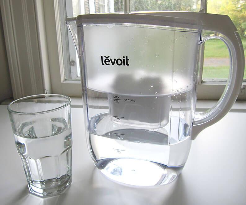 Lĕvoit Water Filter Pitcher Review