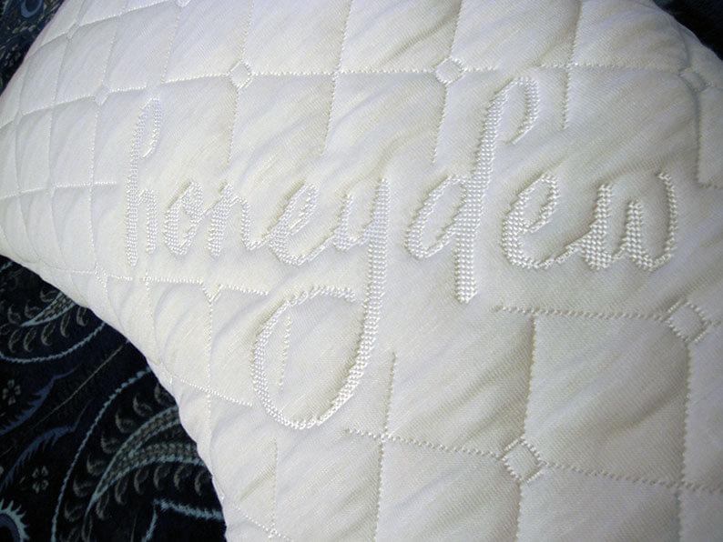 Scrumptious Side-Sleeper Pillow
