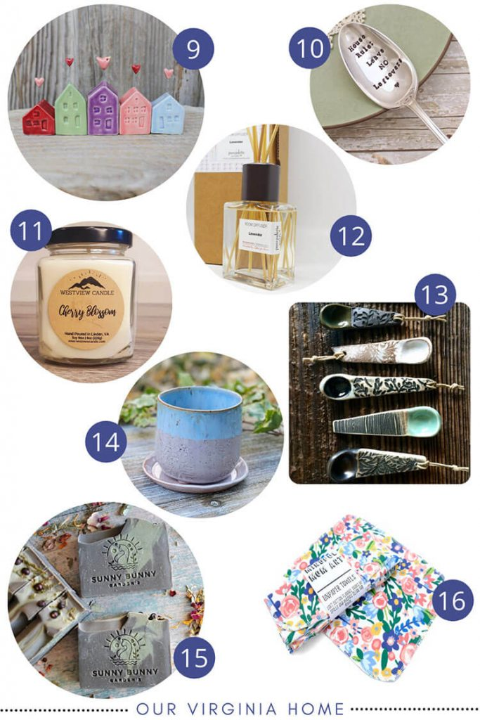 Hostess Gift Ideas | New Home Gift Ideas